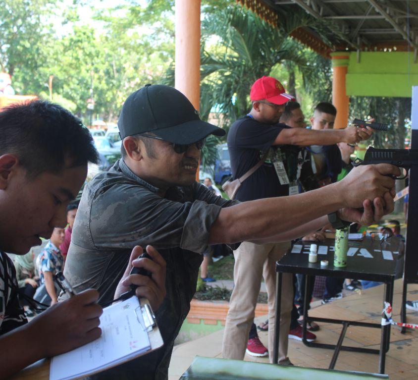 Kejuaraan Menembak Macan Shooting Club