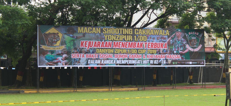 Macan Shooting Cakrawala