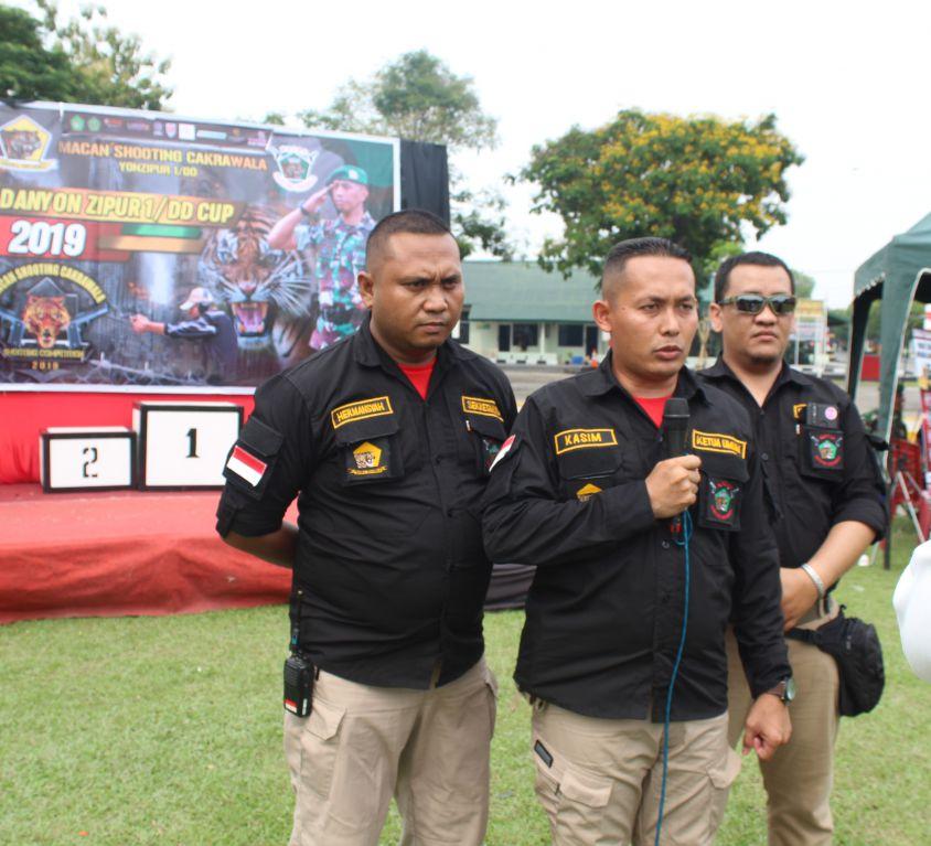 Kejuaraan Macan Shooting Cakrawala