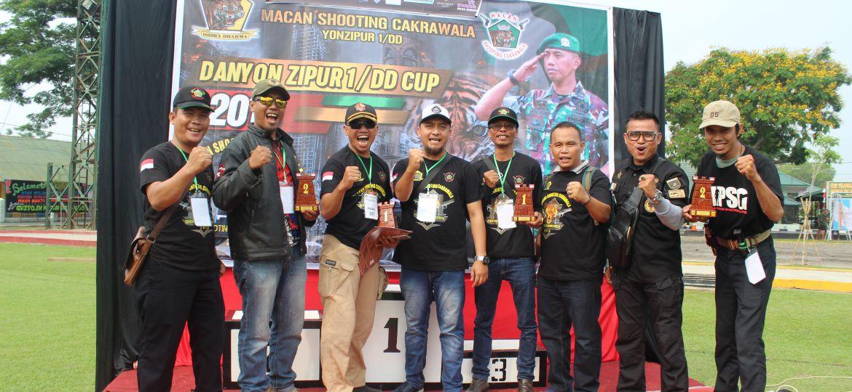 Kejuaraan Menembak Macan Shooting Cakrawala