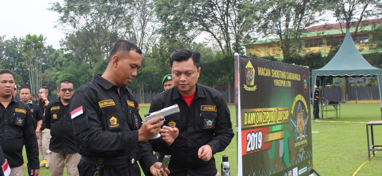 Zipur 1 / DD Macan Shooting Cakrawala