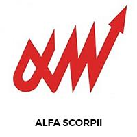 Logo Alfa Scorpii