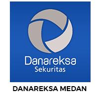 Logo Danareksa Medan