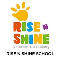 Logo Rise N Shine