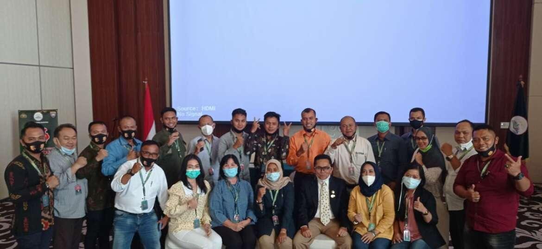 Gada Utama 2020 Security Manager Training
