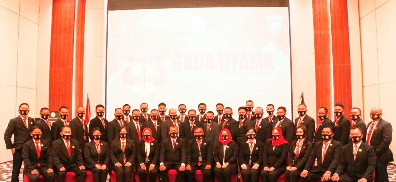 Pelatihan Gada Utama 2020 Security Manager Training