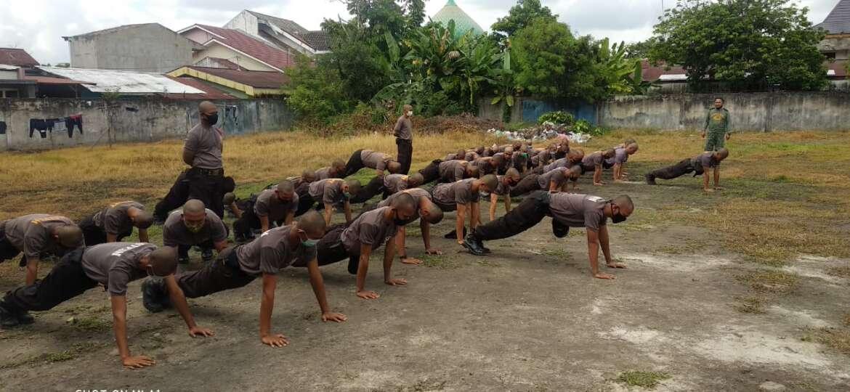 Pelatihan Gada Pratama di PT RPS Riau