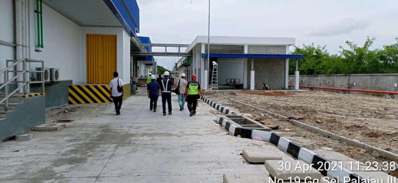 Awal Masuk PT Macan Sejahtera Cahaya ke Objek Baru di PKU PT Nippon Indosari Corpindo, Tbk. Cabang Pekan Baru