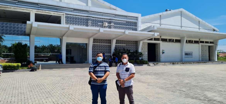 Survei Lokasi Objek PT Panca Pilar Tangguh