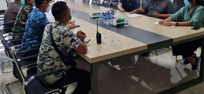 meeting bersama management PT Aice Sumatera Industry