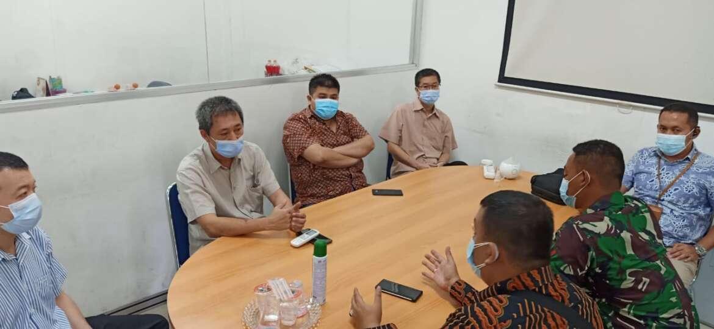 Presentase Helper & Sales KIM Medan